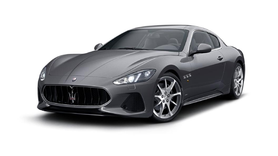 Maserati  GranTurismo Grigio Alfieri Colour