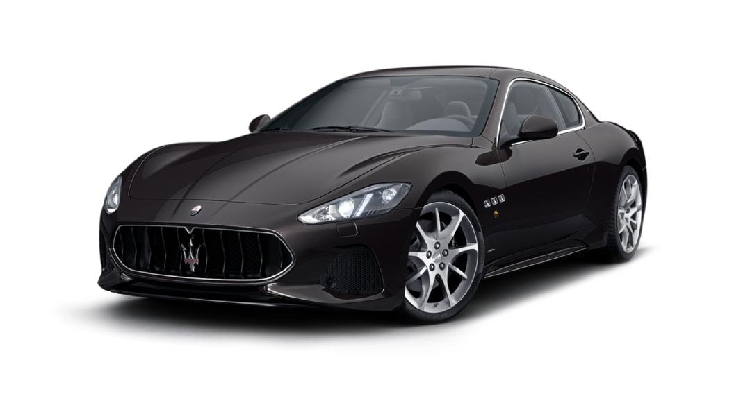 Maserati  GranTurismo Grigio Granito Colour