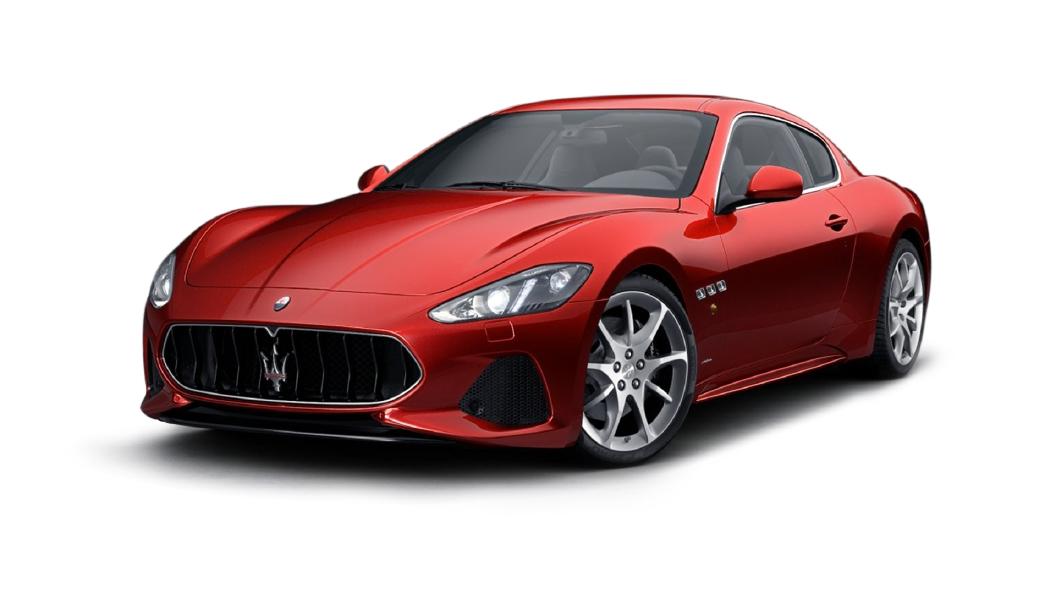 Maserati  GranTurismo Rosso Trionfale Colour