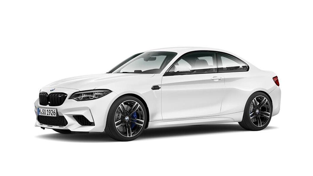 BMW  M2 Alpine White Colour
