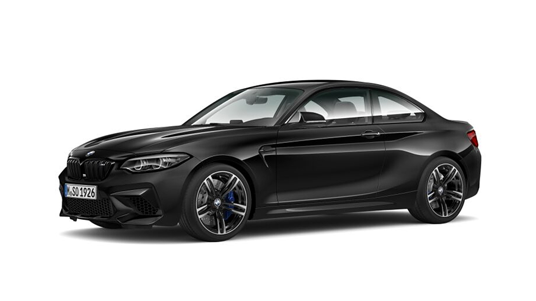 BMW  M2 Black Sapphire Metallic Colour