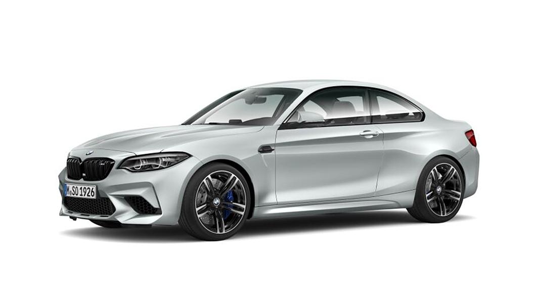 BMW  M2 Hockenheim Silver Metallic Colour