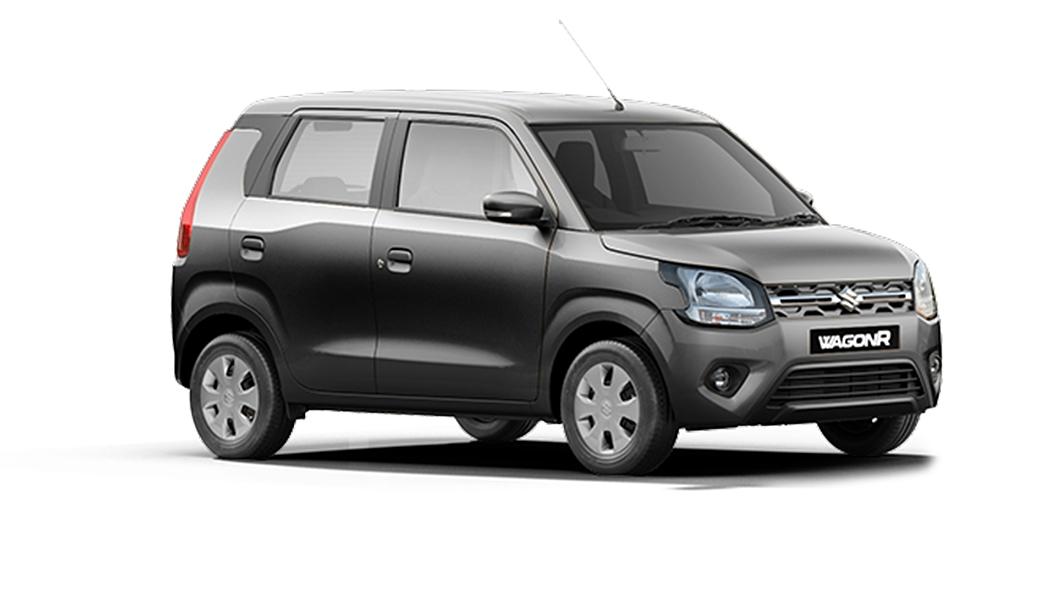 Maruti Suzuki  Wagon R Magma Grey Colour