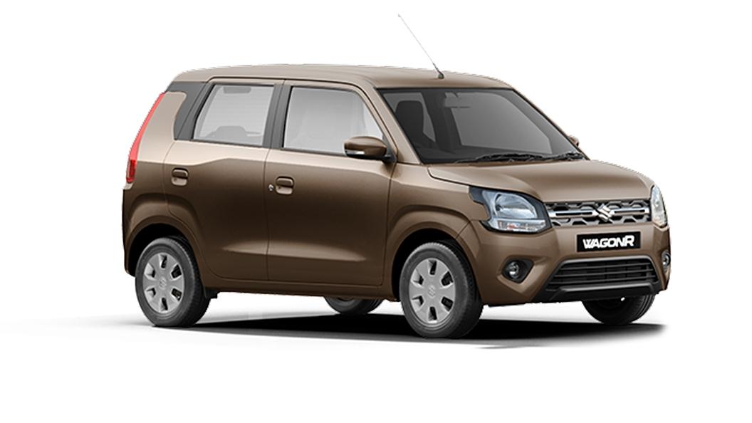 Maruti Suzuki  Wagon R Nutmeg Brown Colour