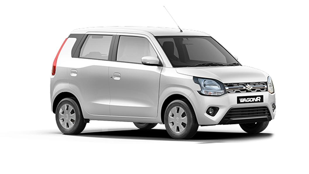 Maruti Suzuki  Wagon R Solid White Colour