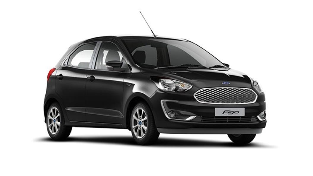 Ford  Figo Absolute Black Colour