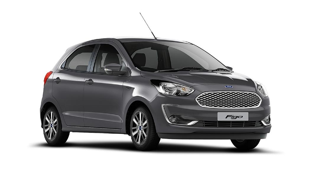 Ford  Figo Smoke Grey Colour