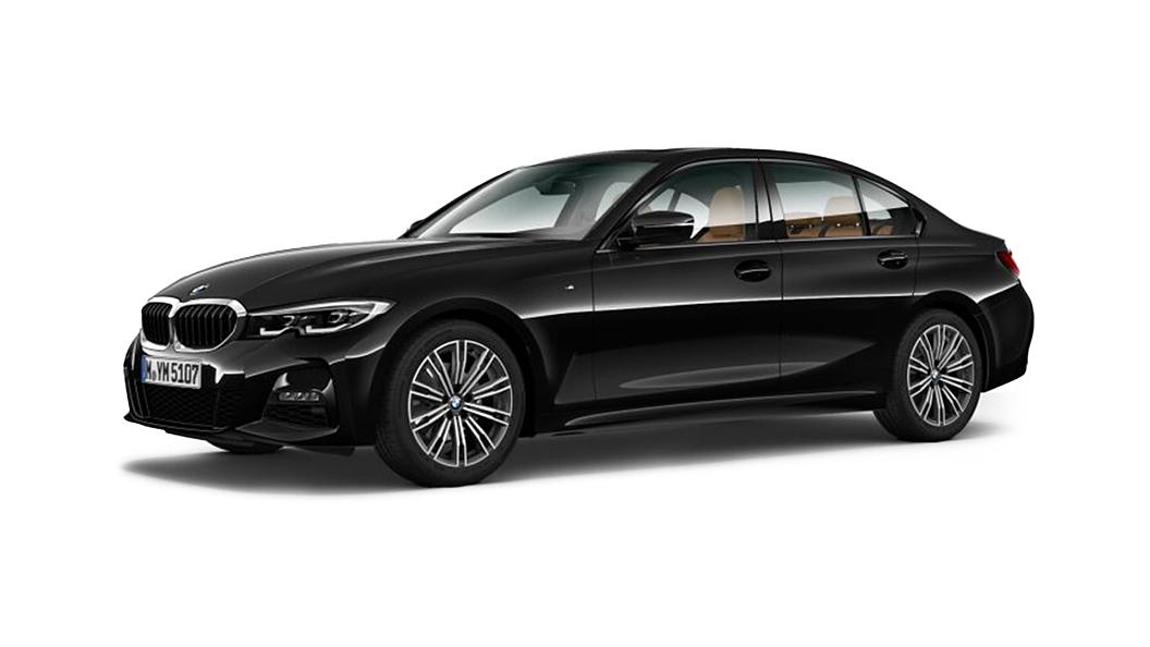 BMW  3 Series Black Sapphire Metallic Colour