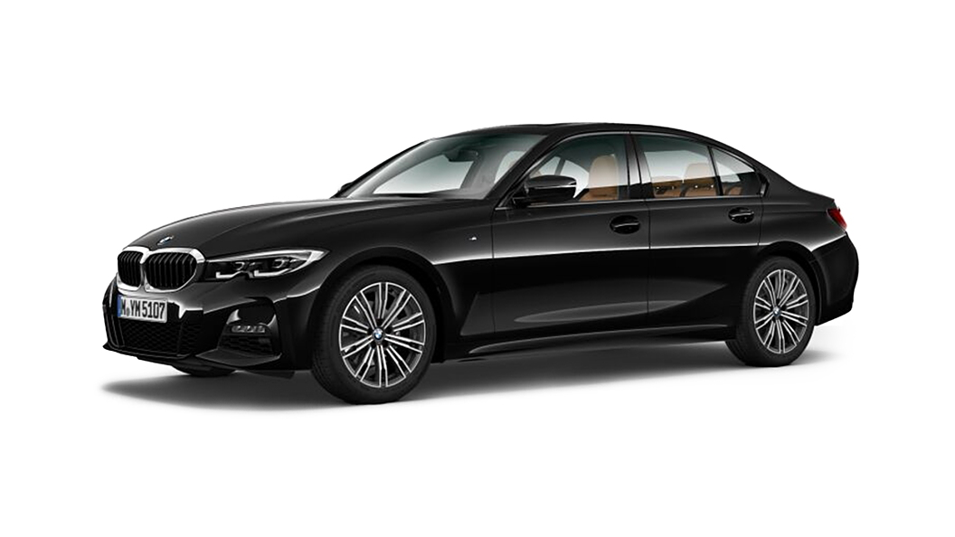 BMW  3 Series Black Sapphire Metallic Colour