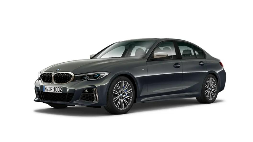BMW  3 Series Dravit Grey Metallic Colour