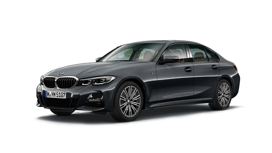 BMW  3 Series Mineral Grey Metallic Colour