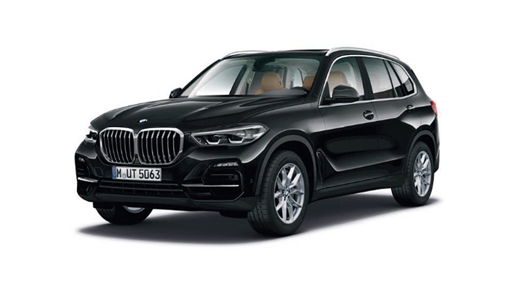 BMW  X5 Black Sapphire Metallic Colour