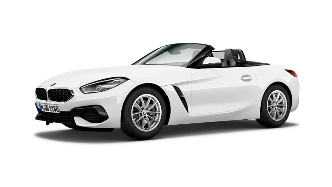 BMW  Z4 Alpine White Colour