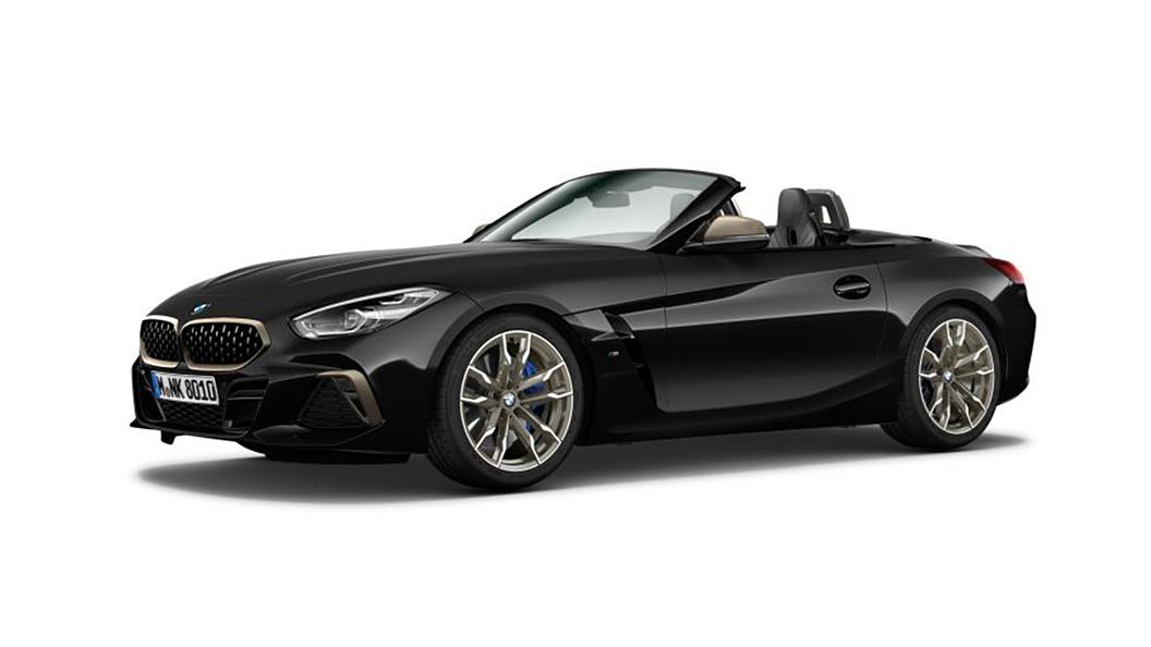 BMW  Z4 Black Sapphire Metallic Colour