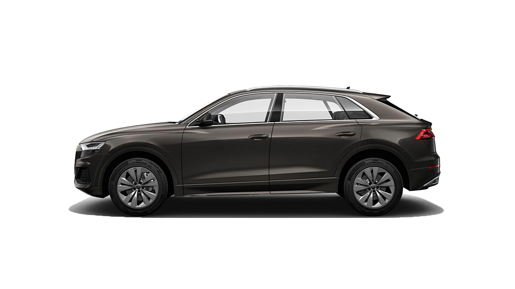 Audi  Q8 Argus Brown Metallic Colour