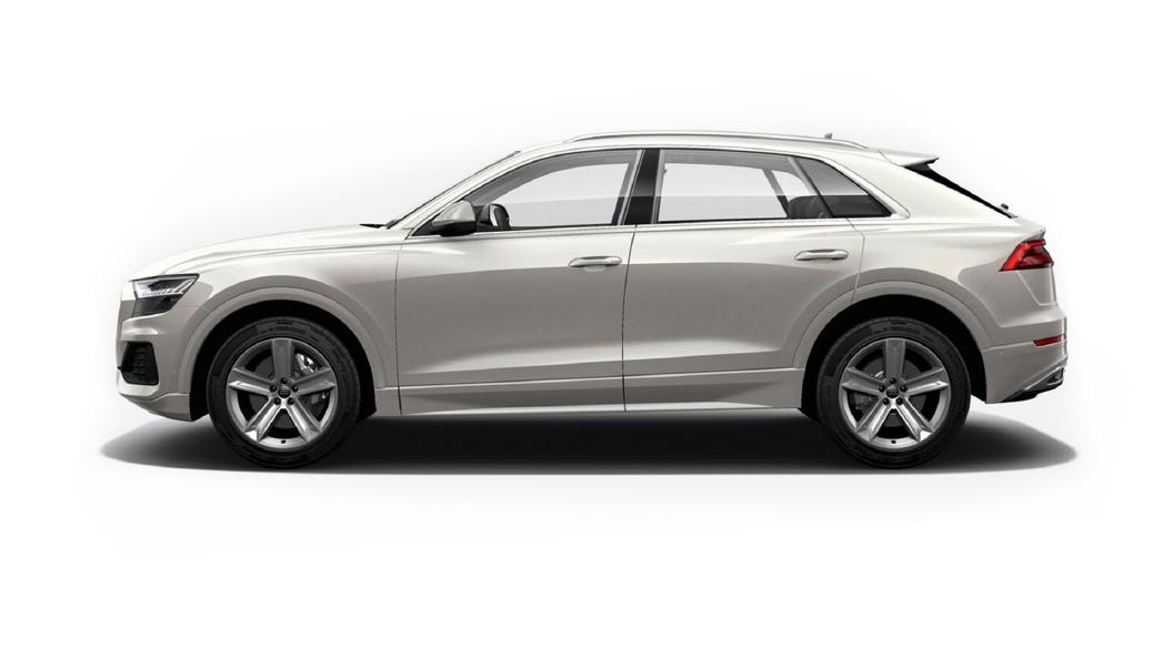 Audi  Q8 Vicuna Beige Metallic Colour