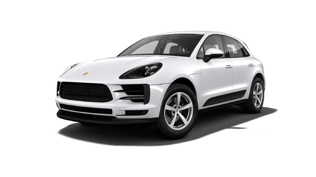 Porsche  Macan Carrara White Metallic Colour