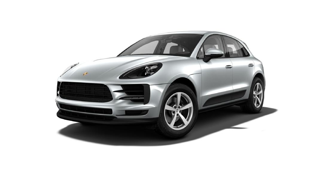 Porsche  Macan Dolomite Silver Metallic Colour
