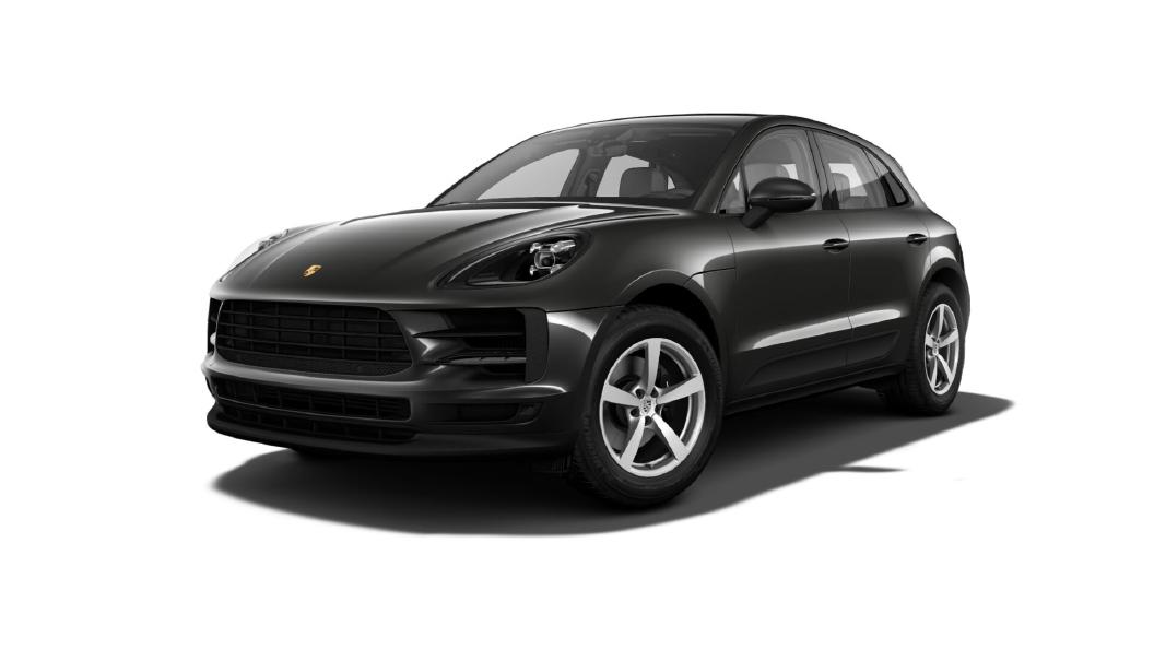Porsche  Macan Volcano Grey Metallic Colour