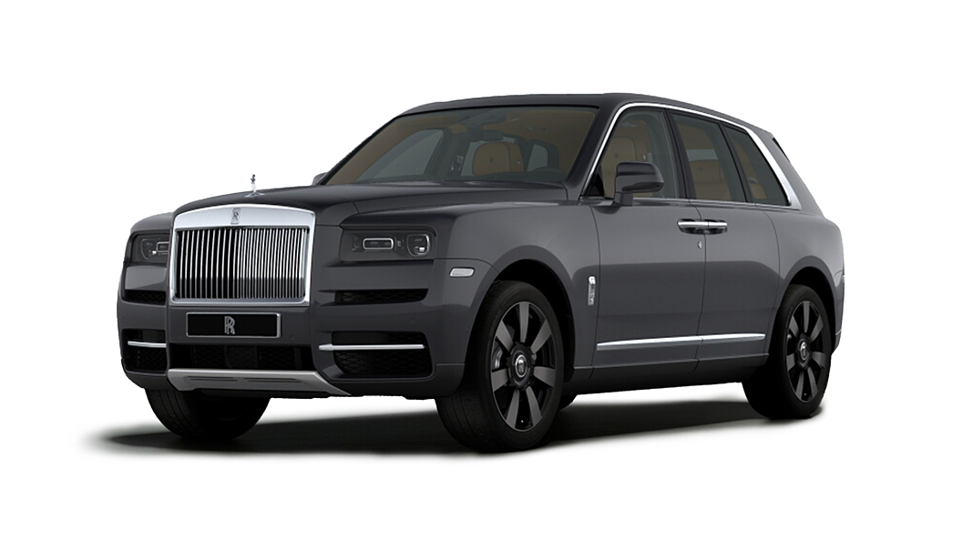 Rolls-Royce  Cullinan Anthracite Colour