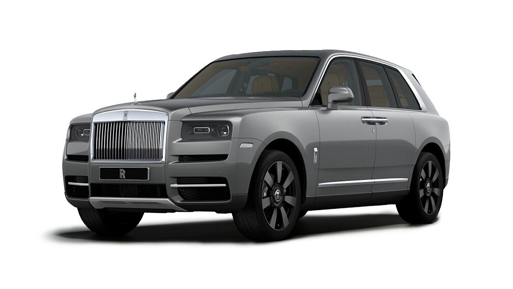 Rolls-Royce  Cullinan Jubliee Silver Colour