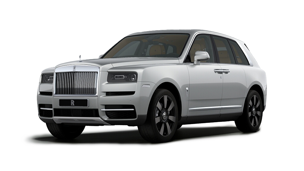 Rolls-Royce  Cullinan Silver Colour