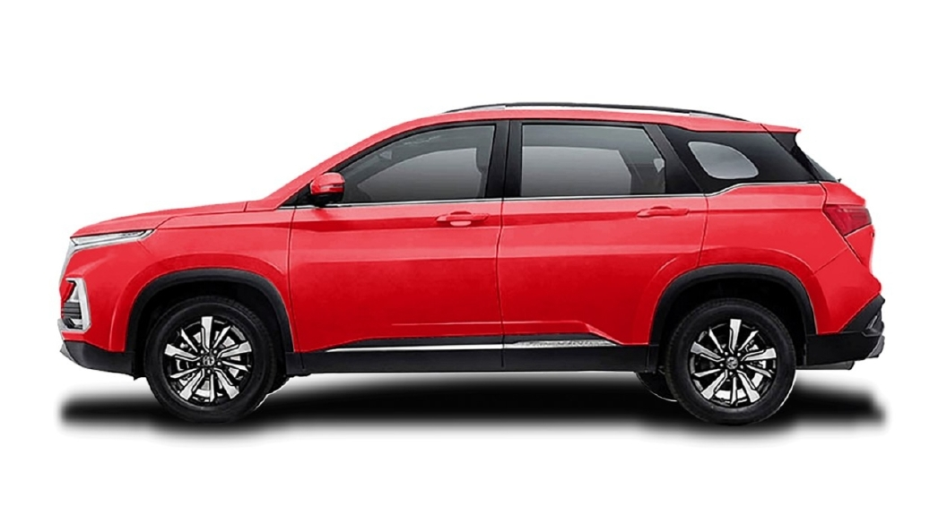 MG  Hector Glaze Red Colour