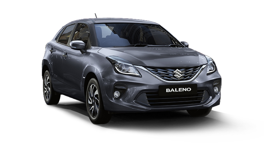 Maruti Suzuki  Baleno Magma Grey Metallic Colour