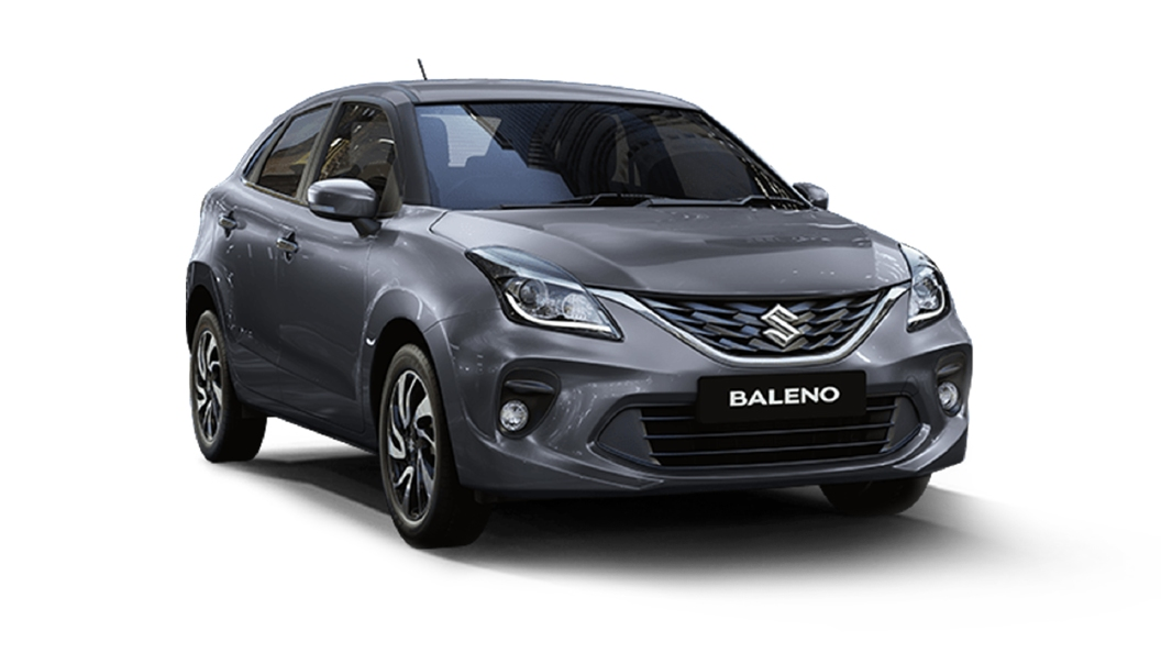 Maruti Suzuki  Baleno Premium Silver Metallic Colour