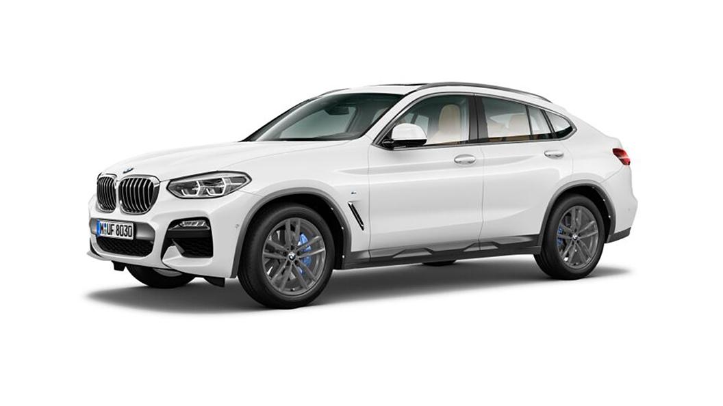 BMW  X4 Alpine White Colour