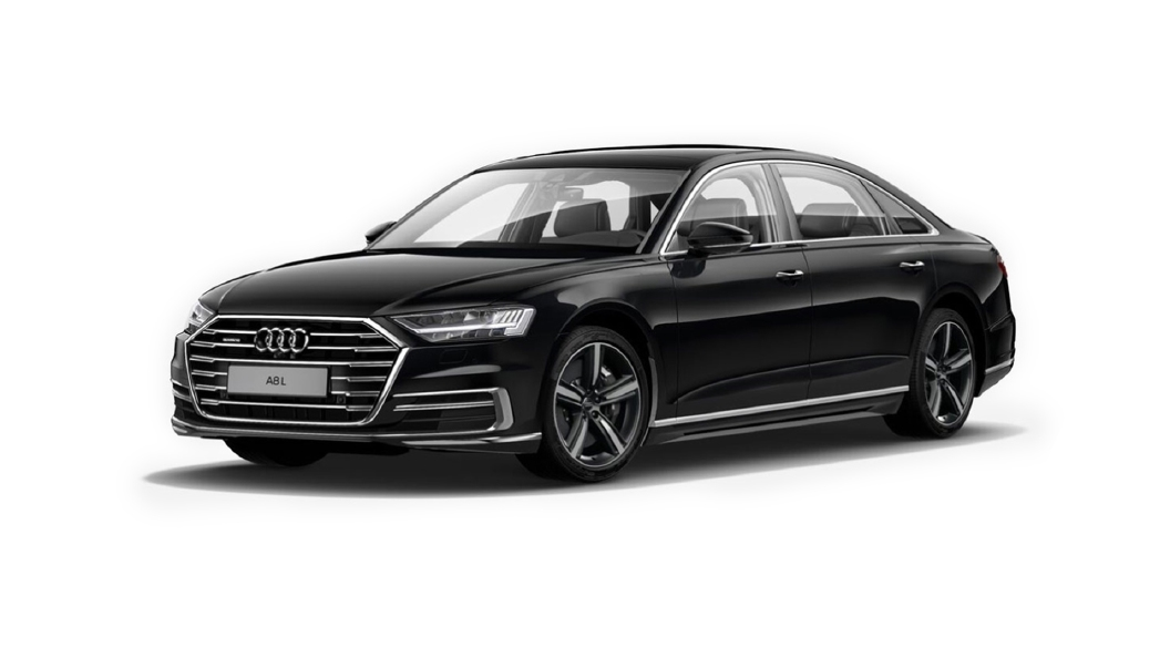 Audi  A8 L Mythos Black Metallic Colour