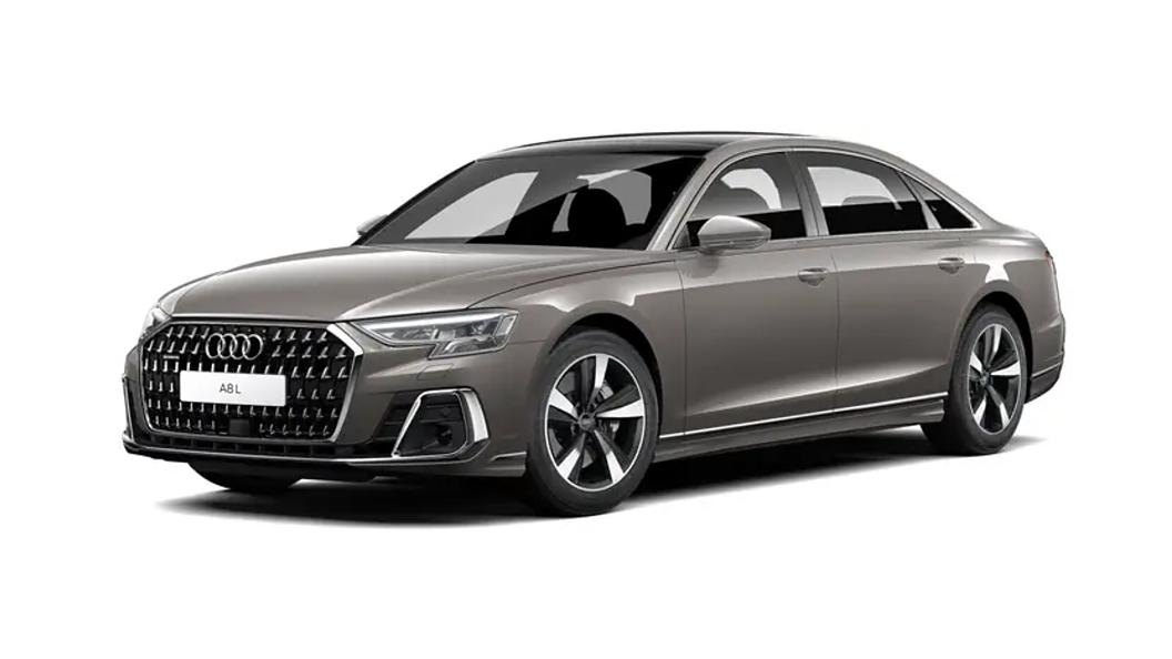 Audi  A8 L Terra Grey Metallic Colour