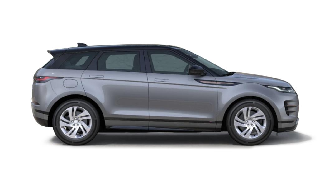 Land Rover  Range Rover Evoque Eiger Grey Colour