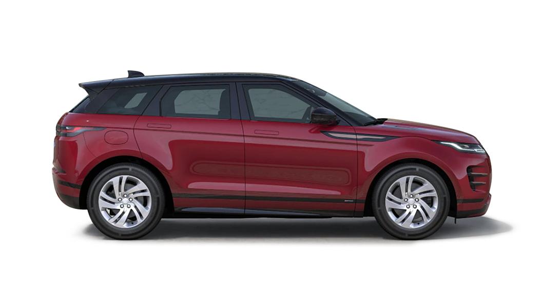 Land Rover  Range Rover Evoque Firenze Red Metallic Colour