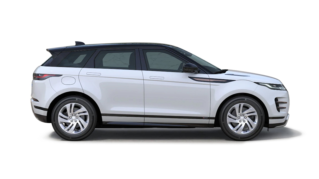 Land Rover  Range Rover Evoque Fuji White Colour