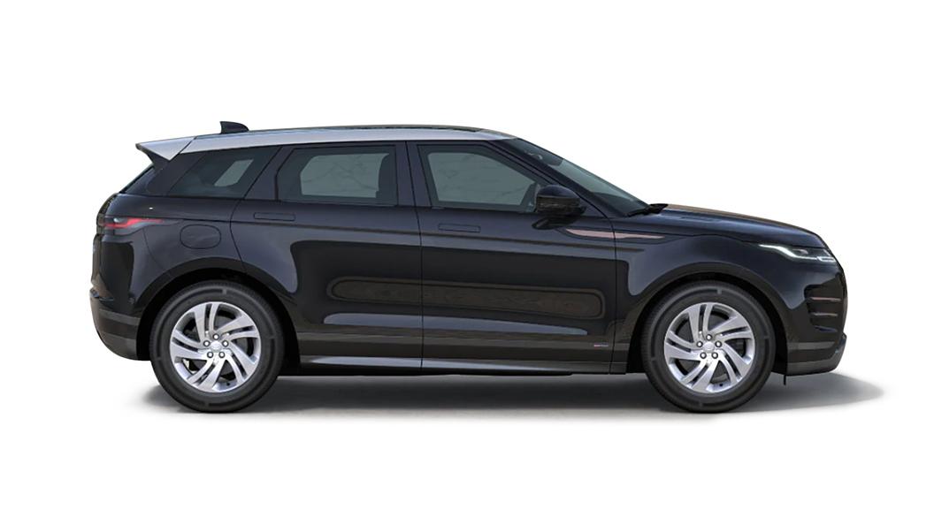 Land Rover  Range Rover Evoque Santorini Black Metallic Colour