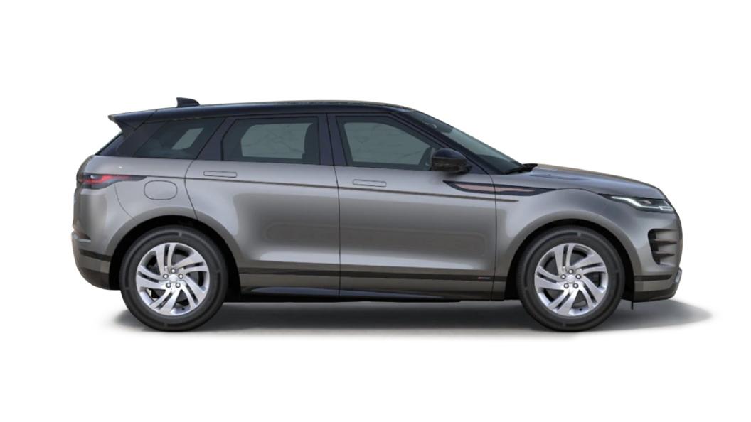 Land Rover  Range Rover Evoque Silicon Silver Colour