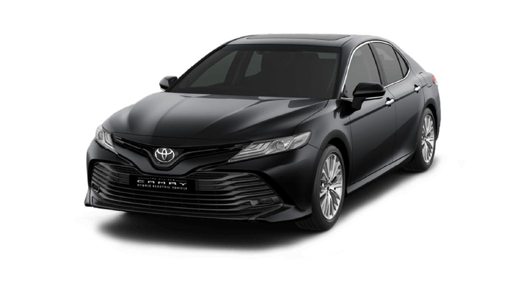 Toyota  Camry Attitude Black Colour