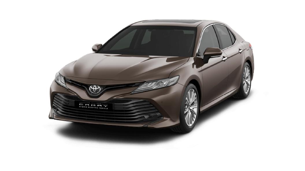 Toyota  Camry Graphite Metallic Colour