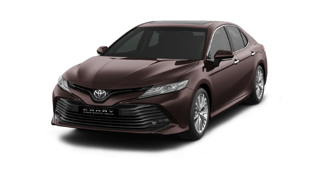 Toyota  Camry Phantom Brown Colour
