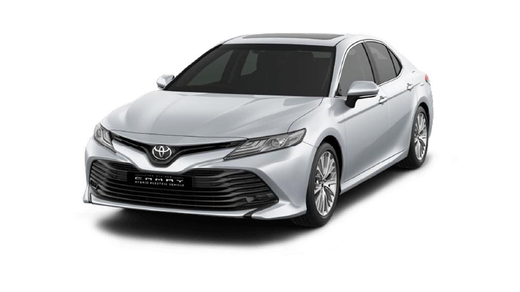 Toyota  Camry Silver Metallic Colour