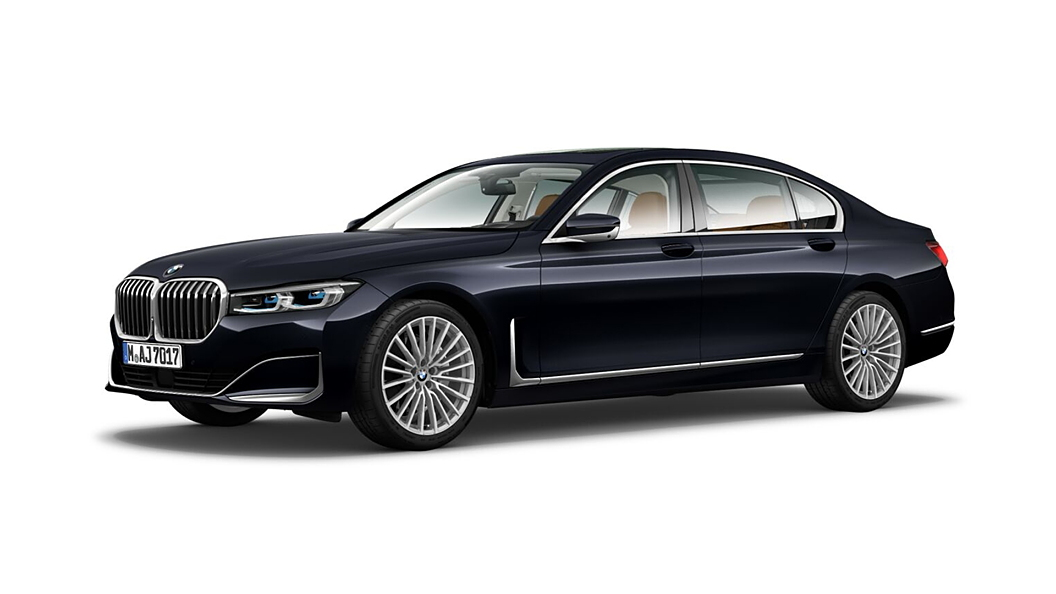 BMW  7 Series Black Colour
