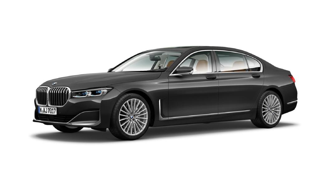 BMW  7 Series Sophisto Grey Brilliant Effect Metallic Colour