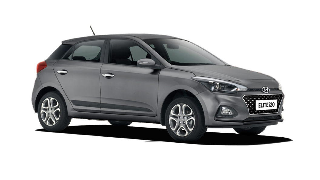 Hyundai  Elite i20 Star Dust Colour
