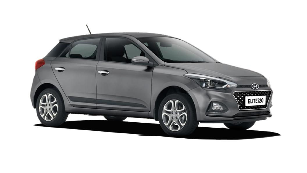 Hyundai  Elite i20 Star Dust Colour