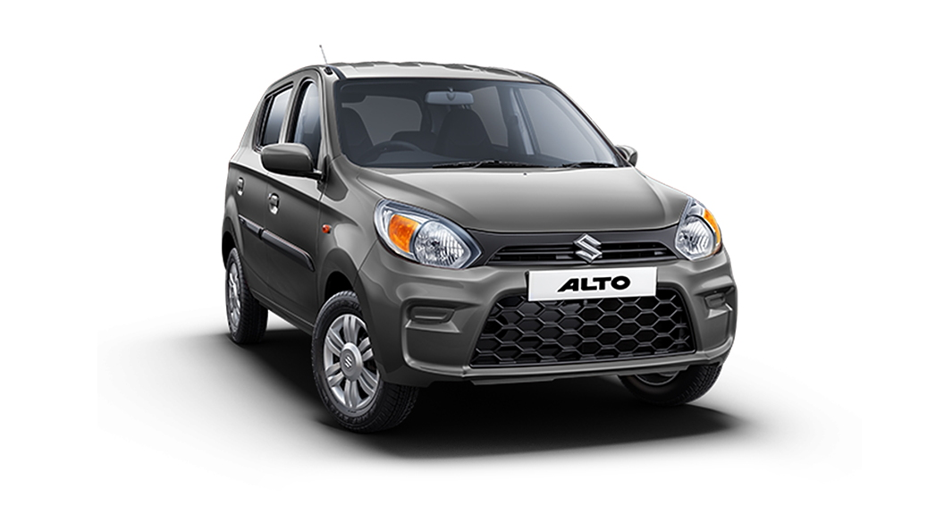 Maruti Suzuki  Alto Granite Grey Colour