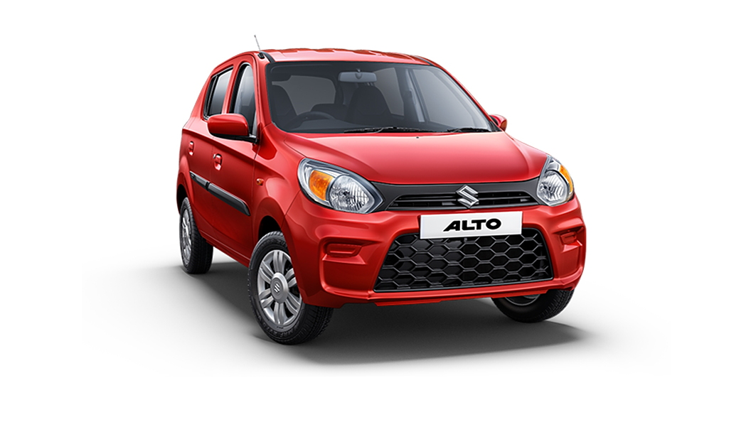 Maruti Suzuki  Alto Uptown Red Colour