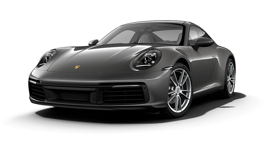 Porsche  911 Agate Grey Metallic Colour