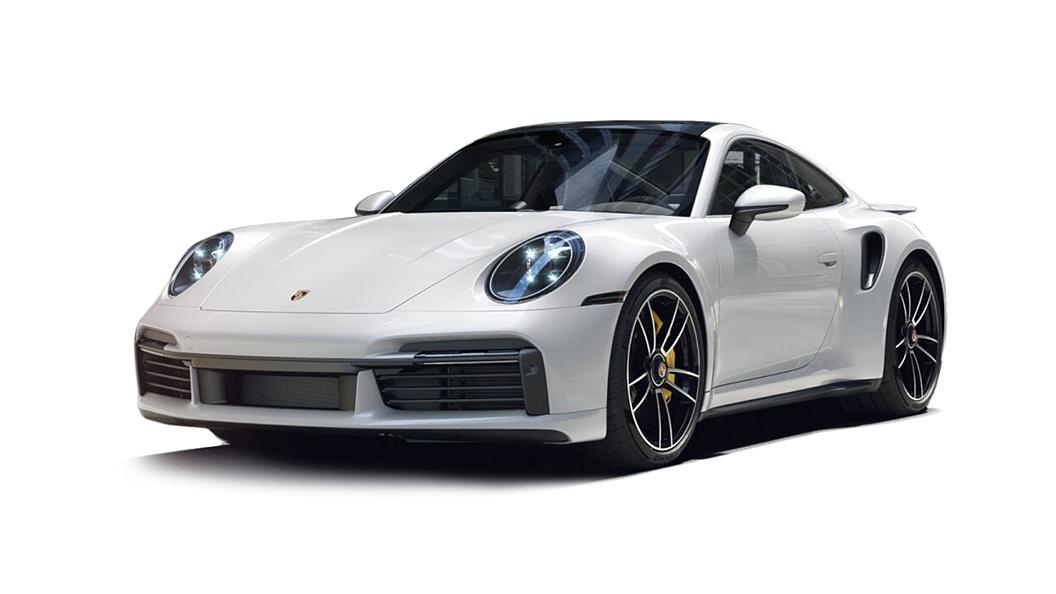 Porsche  911 Carrara White Metallic Colour