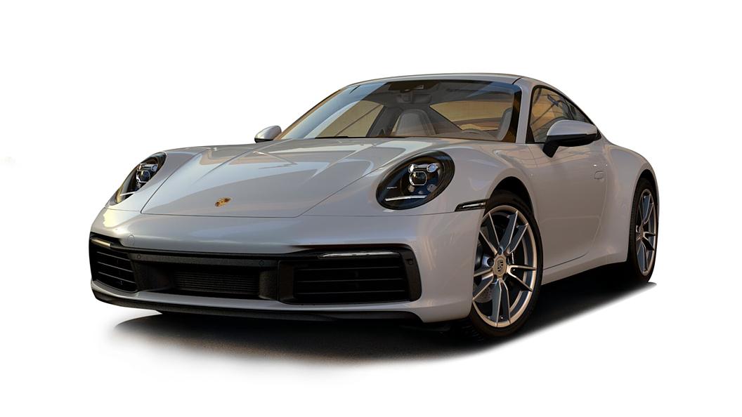 Porsche  911 Crayon Colour